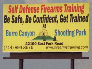 Self-Defense Firearms Training